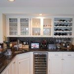 Custom Wet Bar or Wine Cellar