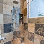 Showers With Jets And Seat