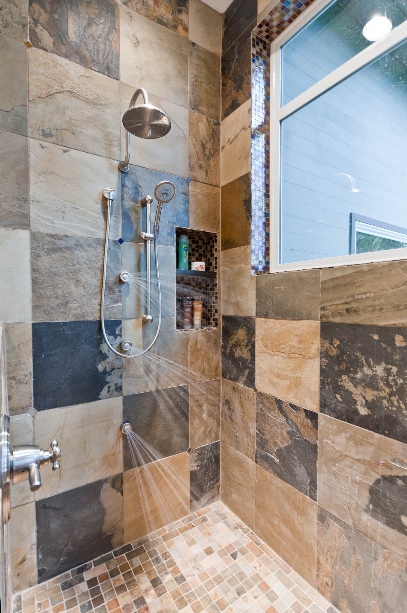 Custom Bathrooms Designs Gallery Showers