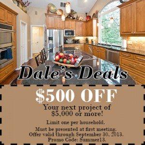 Dale's Deals July