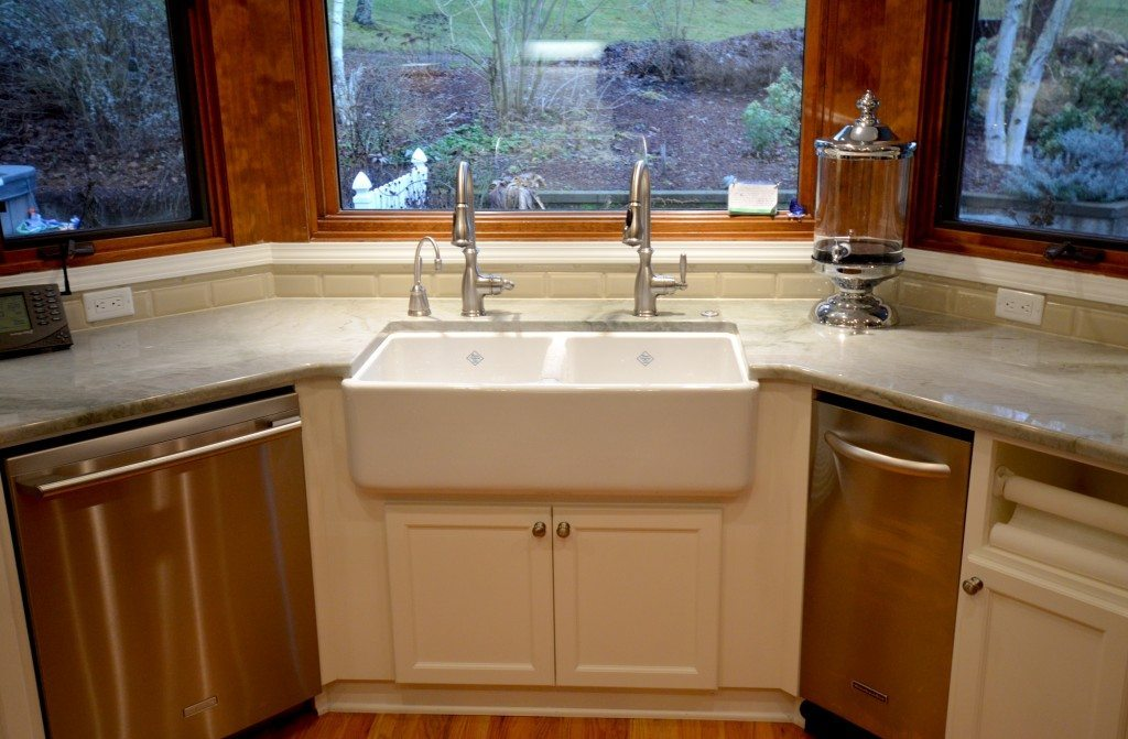 Five minor kitchen details that make a major difference - Best kitchen sink faucets helping you wash some appliances in ease ...