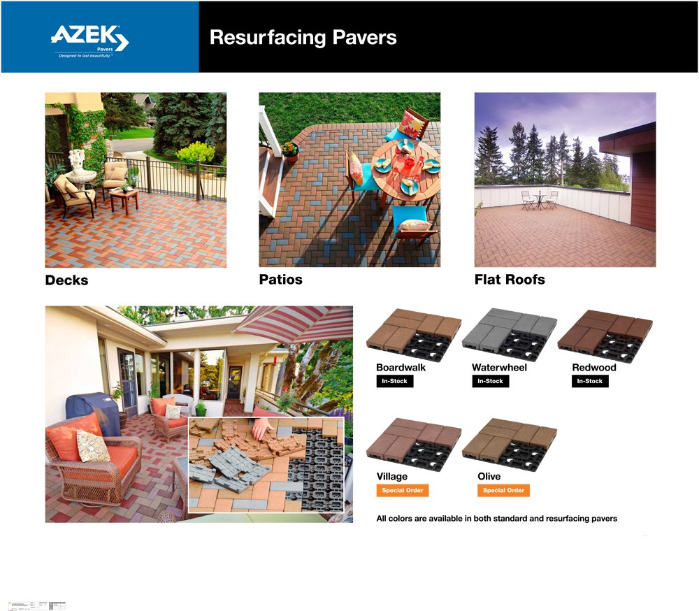 The above project was selected by AZEK for a promotional sign across several Home Depot stores!