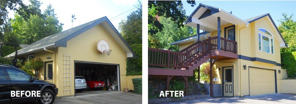 Before-After exterior