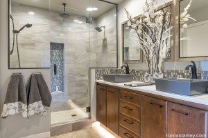 Custom Built Bathroom Vanities From The Top Down