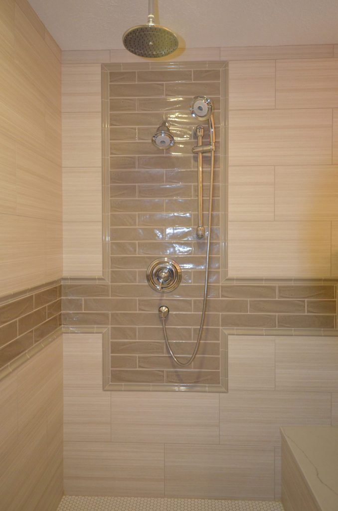 bathroom shower remodel Keizer Oregon
