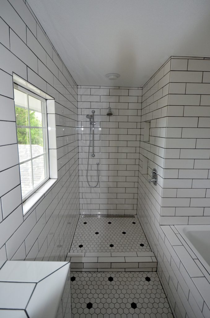master bathrooom shower remodel Salem Oregon