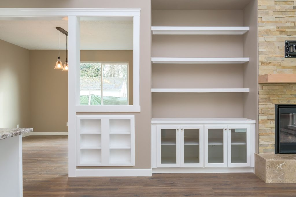 custom built ins oregon