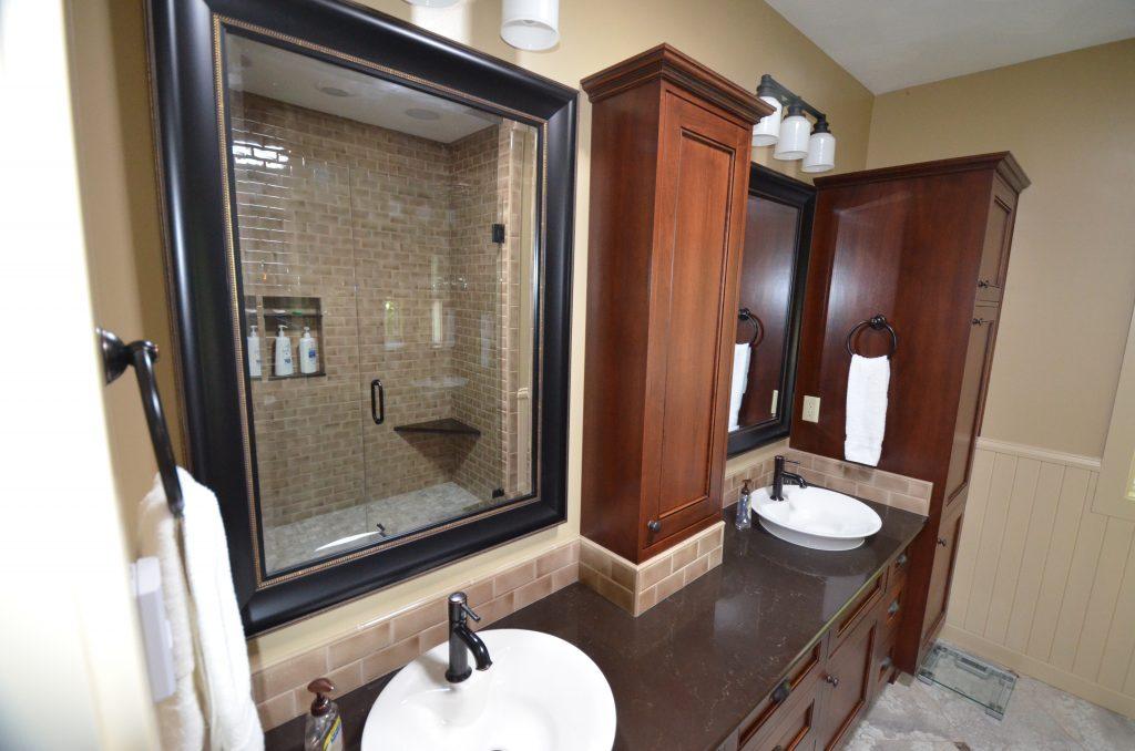 bathroom remodel Independence Oregon