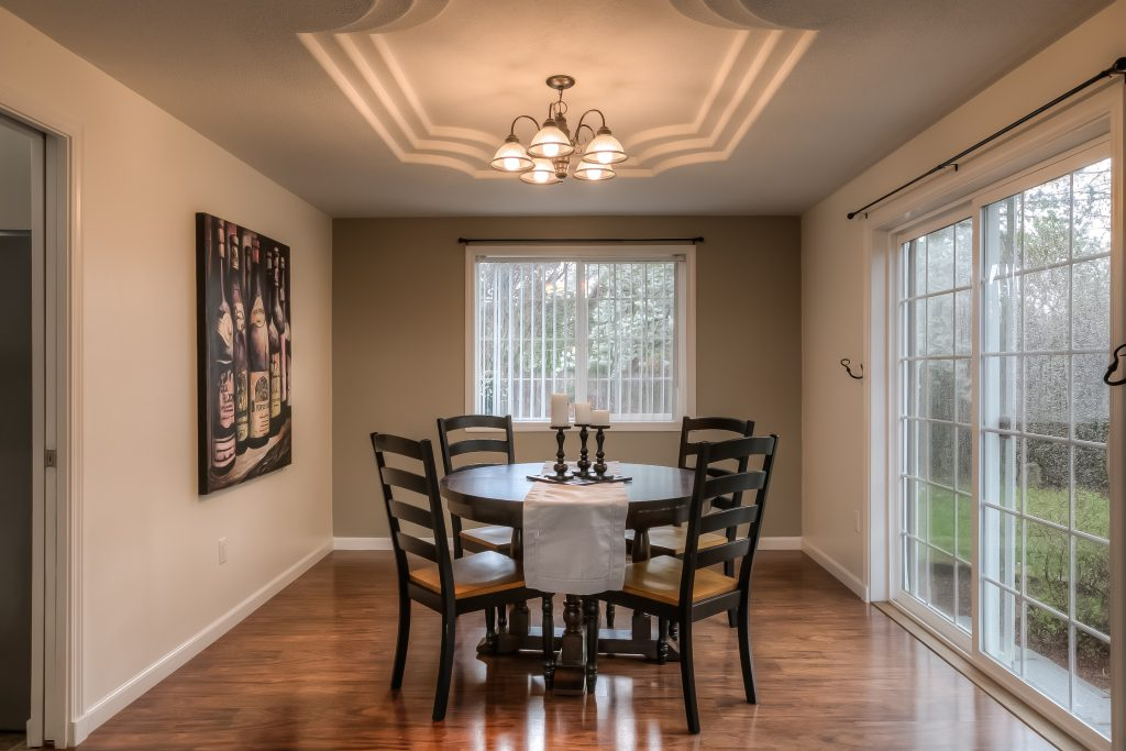 formal dining room upgrade salem oregon dale's remodeling