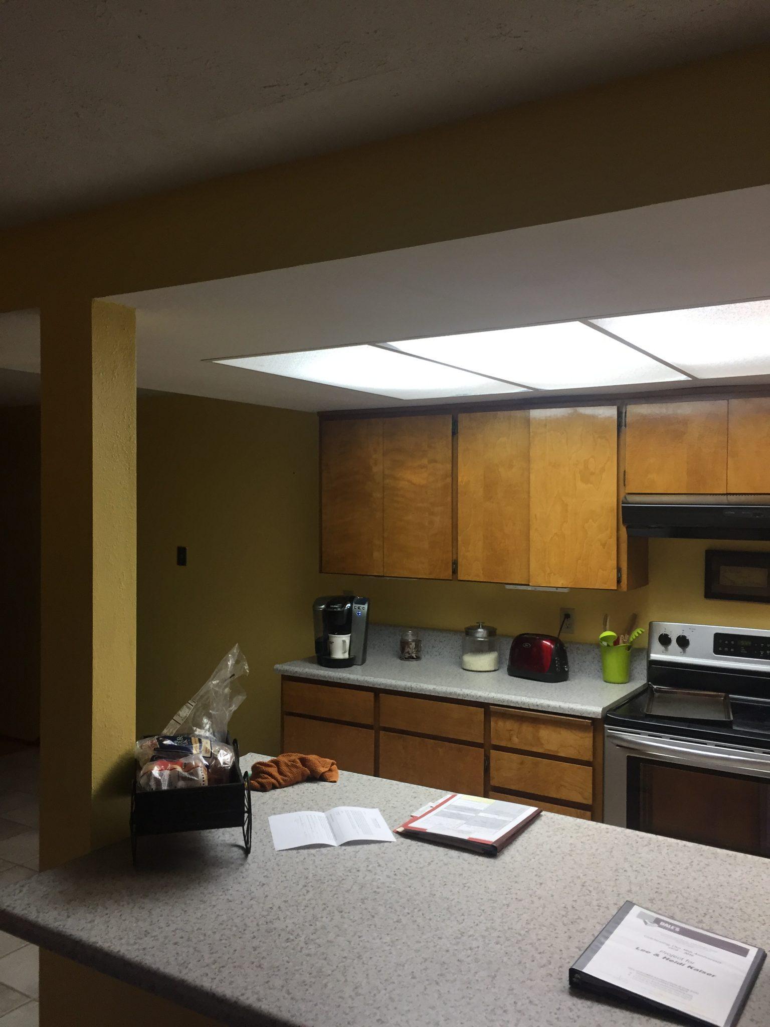 Rustic Style Kitchen Remodel In Salem Oregon
