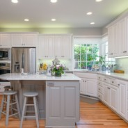 Big and Bright Kitchen Remodel in Keizer
