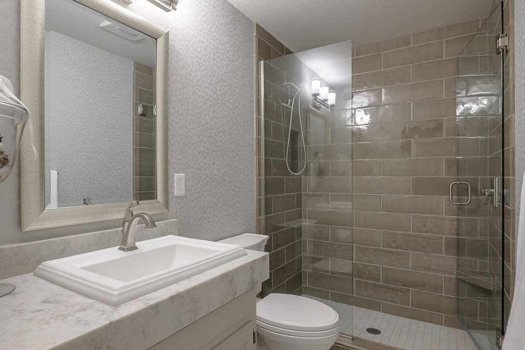 guest bathroom remodel salem oregon