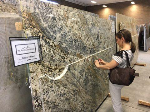 granite selections