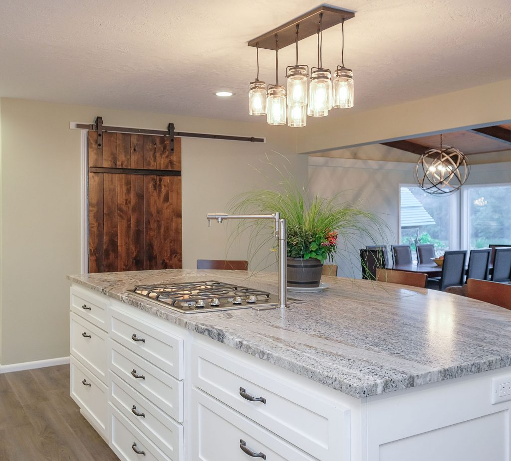 rustic kitchen lighting salem oregon