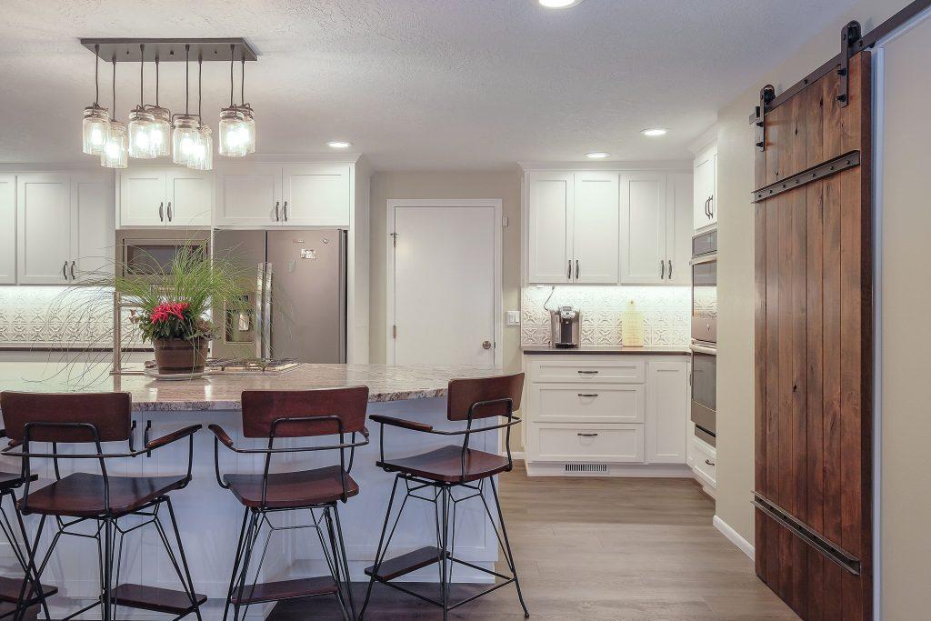 rustic kitchen lighting salem oregon