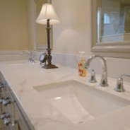 This or That? Comparing Bathroom Countertop Surfaces