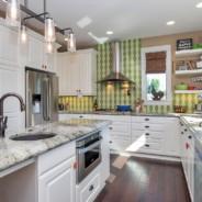 NARI Award-winning Open Kitchen and Living Space