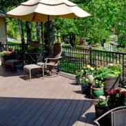 Beautiful Deck Transformation!