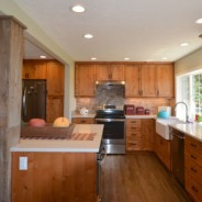 Rustic Style Kitchen Remodel in Salem, Oregon