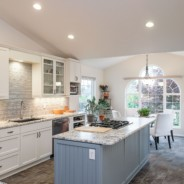Custom Storage in West Salem, Oregon Kitchen Remodel