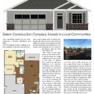Salem Construction Company Invests in Local Communities